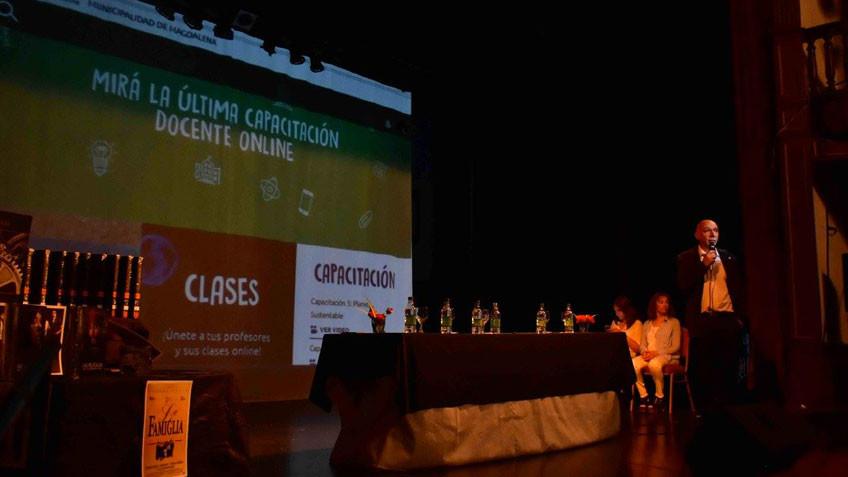 Presentación del portal educativo